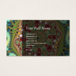 Coronel - Fractal Business Card