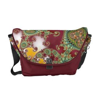 Coronel - Fractal Messenger Bag