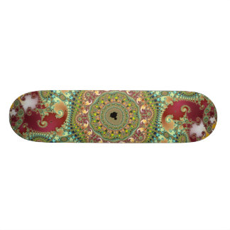 Coronel - Fractal Skateboard Deck