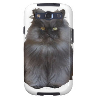 Coronel Meow Phone Case Galaxy SIII Protectores