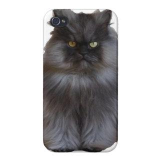 Coronel Meow Phone Case iPhone 4 Carcasa