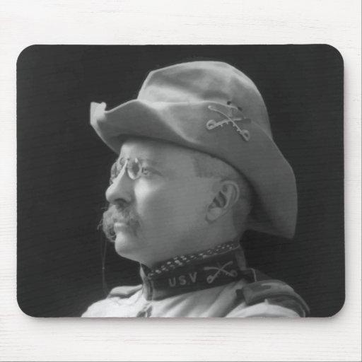 Coronel Roosevelt Alfombrillas De Raton
