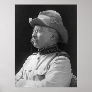 Coronel Roosevelt Póster
