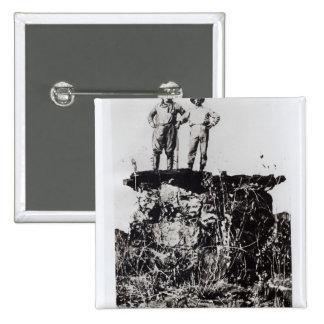 Coronel Roosevelt y coronel Rondon en Navaite Pin Cuadrado
