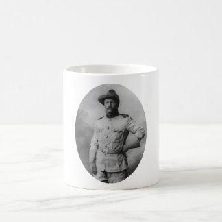 Coronel Teddy Roosevelt Tazas