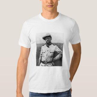 Coronel Theodore Roosevelt Camisas