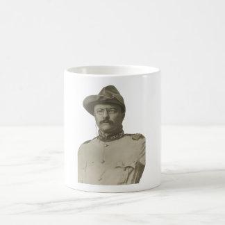Coronel Theodore Roosevelt Taza De Café