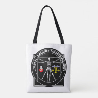 Coroner/Medical Examiner Tote Bag
