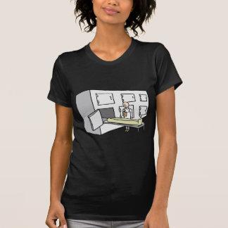 Coroner Morgue Room T-Shirt