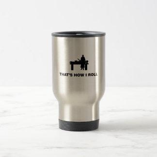 Coroner Travel Mug