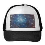 Coronet Cluster Nebula Space Art Pointillism Trucker Hats