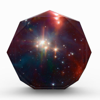 Coronet infrared star cluster NASA Acrylic Award