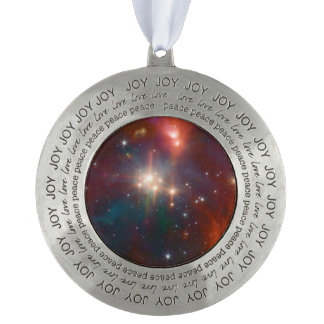 Coronet star cluster ornament