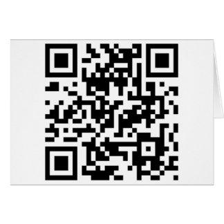 CoroPlanes QR Code Card