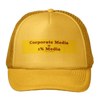 CorpMediaIs1PctMedia Gorro