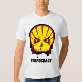 CORPOCRACY T SHIRT