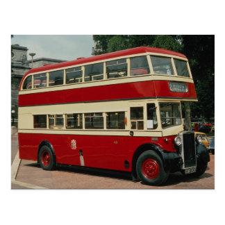 Corporación 4b, de Cardiff un apilador 1949 de Cro Tarjetas Postales