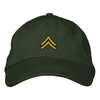 Corporal Cap