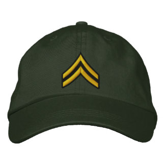 Corporal Embroidered Baseball Cap