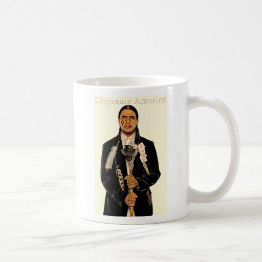 Corporate America Coffee Mug