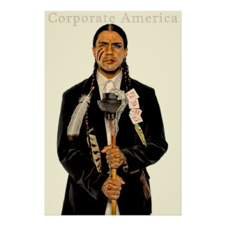 Corporate America Posters
