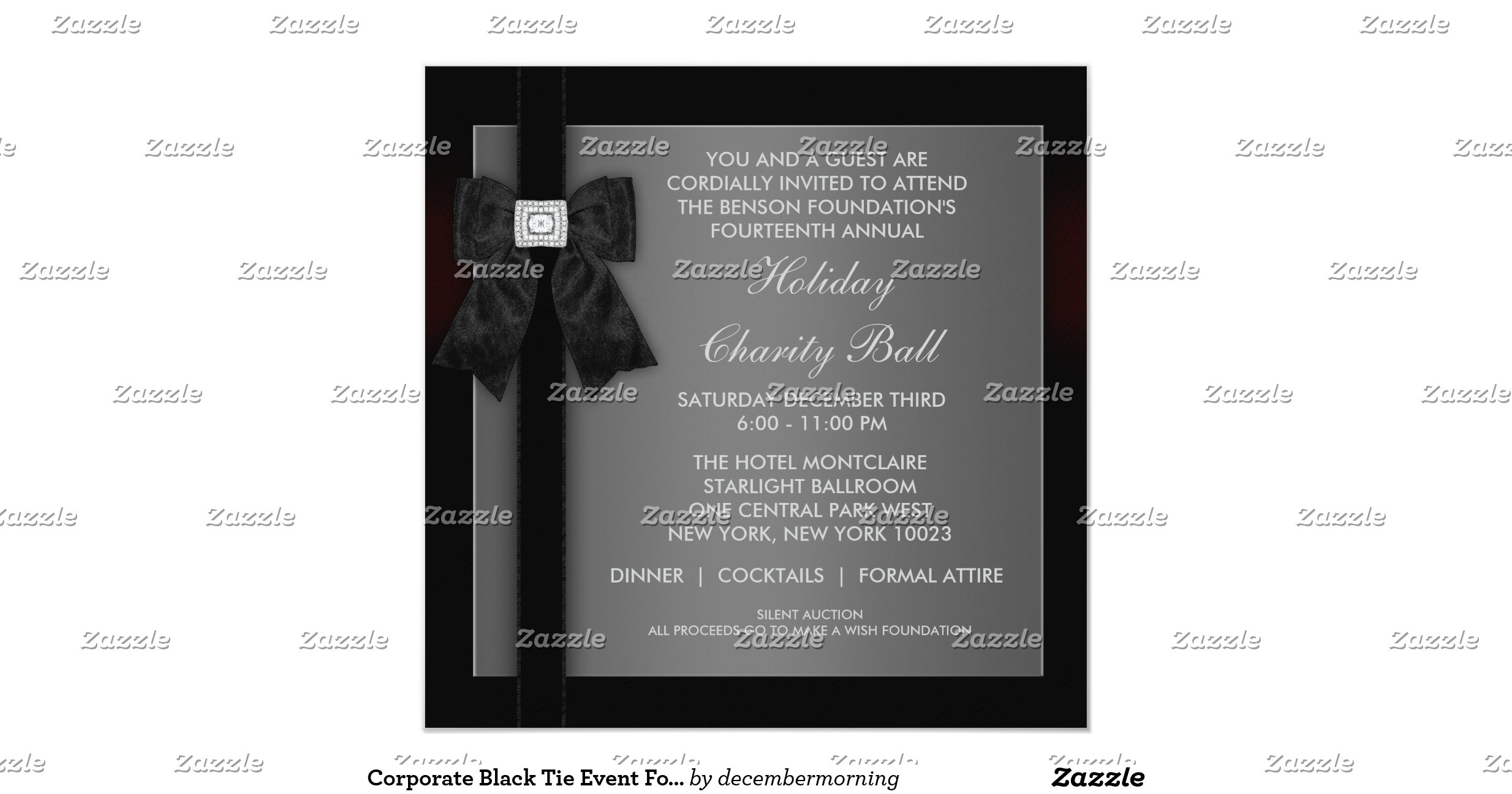 corporate black tie event formal template invitation r76e57910d46a448e97a4afde8ed86526 zk9yv. Black Bedroom Furniture Sets. Home Design Ideas