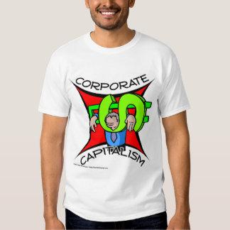 Corporate Capitalism T-Shirt