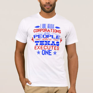 Corporate Death Row T-Shirt