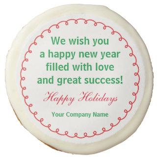 Corporate Edible Greetings Sugar Cookies & Icing
