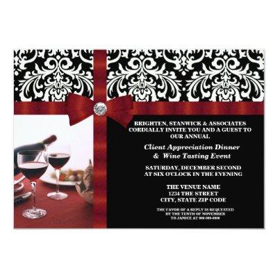 Corporate Event Client Appreciation Card Zazzlecom