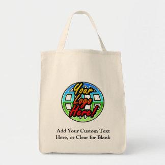 Corporate Gift Grocery Bag, No Minimum Quantity Tote Bag