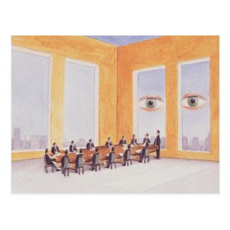 Corporate Governance 2003 Postcard