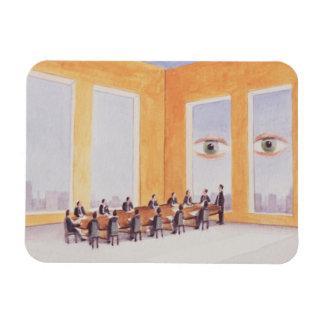 Corporate Governance 2003 Rectangular Photo Magnet