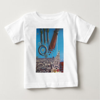 Corporate Greed Baby T-Shirt