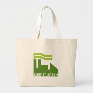 Corporate Green Recycle Tote Bag
