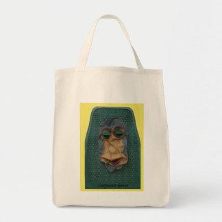 Corporate Green Tote Bag
