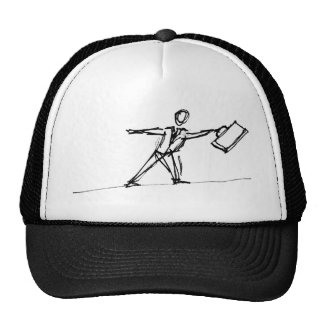 Corporate High Wire Act Hats