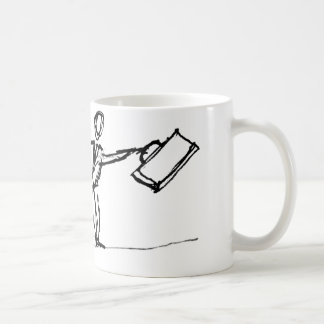 Corporate High Wire Act Coffee Mugs
