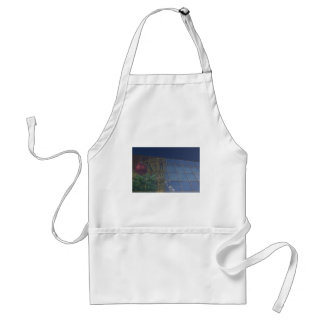 corporate holiday greetings adult apron