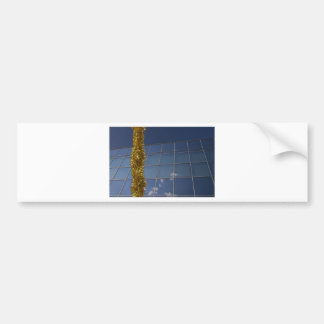 corporate holiday greetings bumper sticker