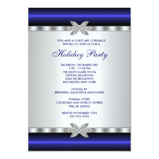 Corporate Holiday Party Invitations | Zazzle
