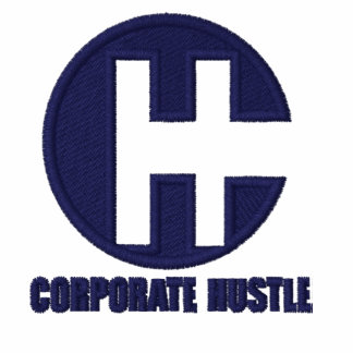 Corporate Hustle s Corporate polo-Navy blue