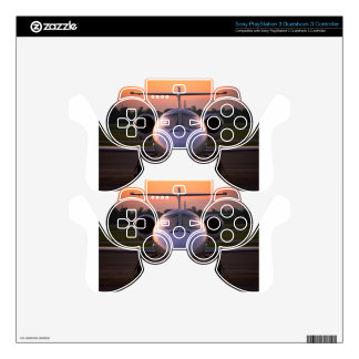 Corporate Jet Plane Travel PS3 Controller Decals