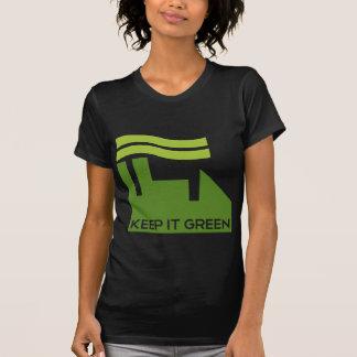 Corporate Keep Green T-Shirt