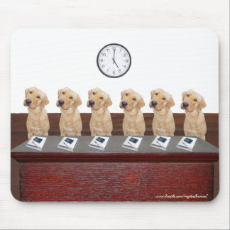 Corporate Meeting Mouse Pad