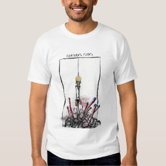 corporate pinata t-shirt