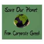 Corporate Planet Print