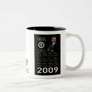 Corporate Promo Gift - Obama Inauguration Mug