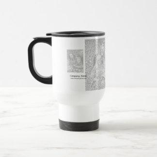 Corporate promotional marketing mugs cups