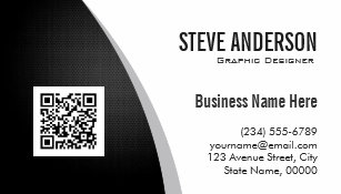 Qr Code Business Cards - Business Card Printing | Zazzle